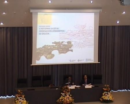 Edición de A Coruña - José Luis Narbón García, avogado urbanista - Novas Xornadas sobre A Reforma da Lei de Ordenación Urbanística de Galicia